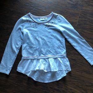 Girls Gray Tunic
